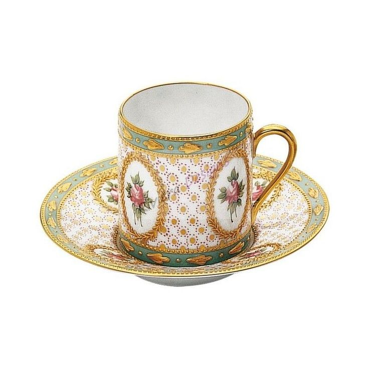 Tasse et soucoupe café - Raynaud - ref: TSARAKOUP281