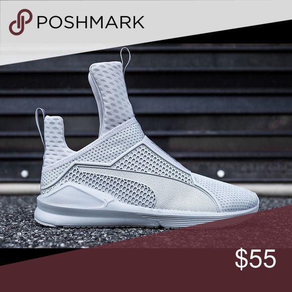 Rhianna puma fenty trainer Worn only a couple times!! Puma Shoes Sneakers