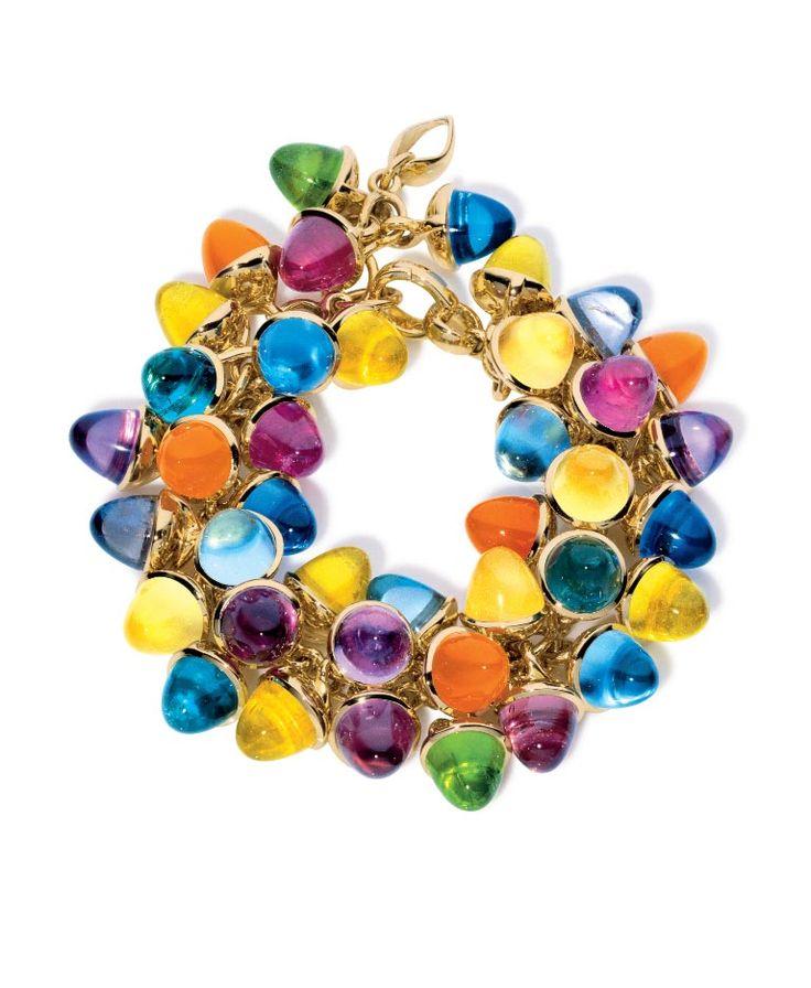Tamara Comolli Mikado Flamenco bracelet...?   blingtastic   Pinterest