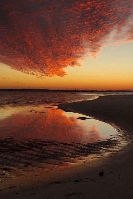 Stunning: Beaches Shots, Beaches Pics, Amazing Cloud, Life A Beaches, Amazing Natural, Ocean Sunsets, Sunsets Beaches, Beautiful Beaches, Beaches Sunsets