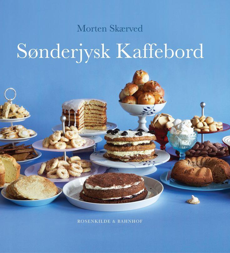 Sønderjysk kaffebord af Morten Skærved, ISBN 9788771283259