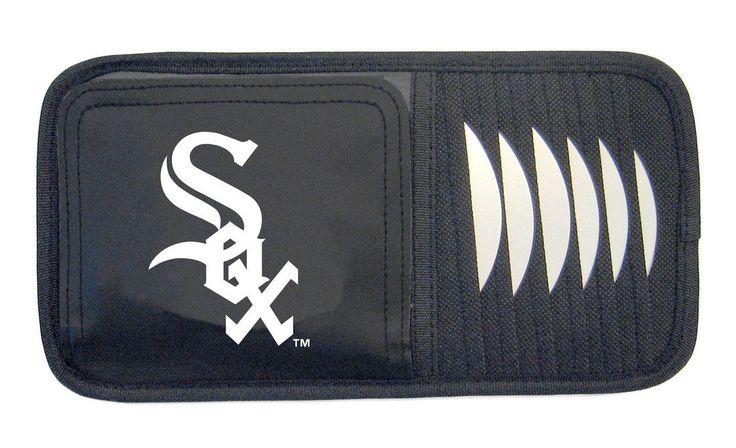 Chicago White Sox Visor Organizer