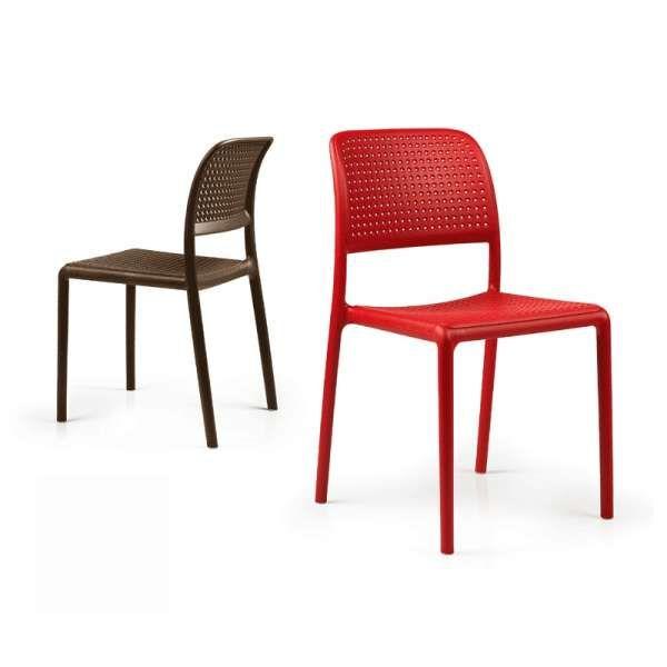 Chaise En Polypropylene Bora Bistrot Chaise Plastique Chaise