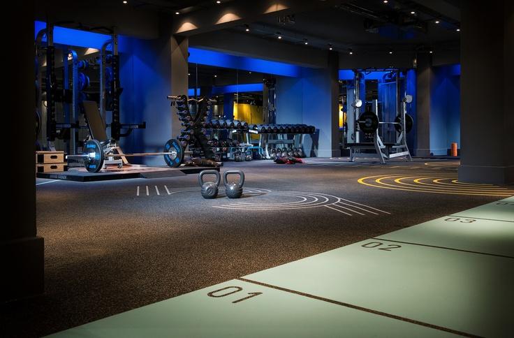 Escape Fitness for Custom Gym Design
