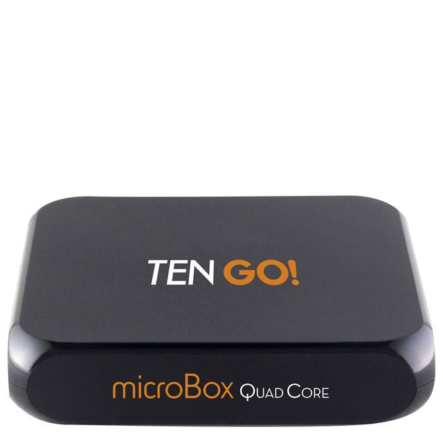 MicroBox Quad Core Ten Go Android TV