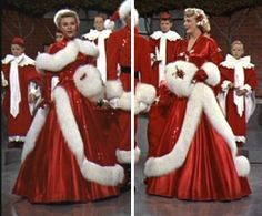 christmas dresses from white christmaslove them christmas pinterest christmas white christmas and christmas wedding dresses - The Movie White Christmas