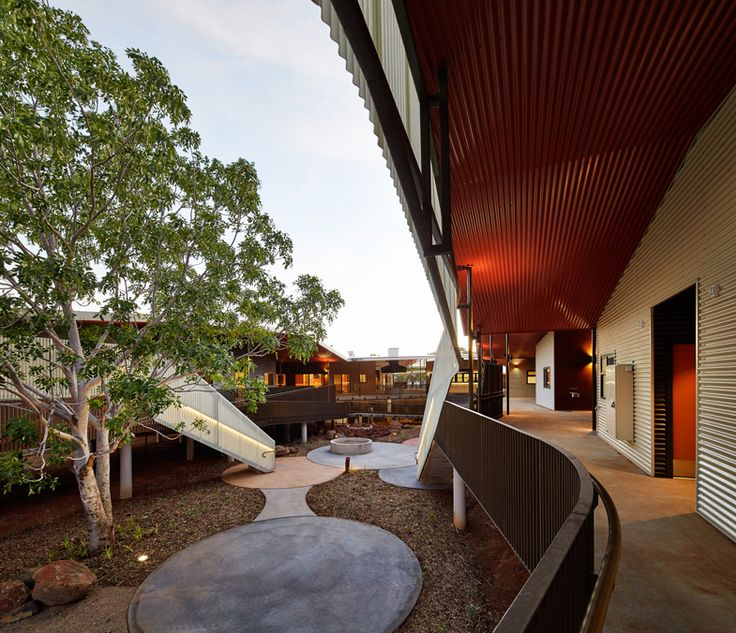 Australian architecture has stampeded onto the world stage in recent years, and WA took centre stage this month with Australian architects Iredale Pederson Hook designing the winning Health Buildings category project at the world's largest and most prestigious 2015 World Architecture Festival. The Walumba Elders Centre, an aged care facility in the the remote outback town of Warnum Western Australia.