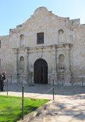 #5 in Romantic San Antonio Attractions: The Alamo  http://honeymoons.about.com/od/sanantonio/tp/san_antonio_attractions.htm
