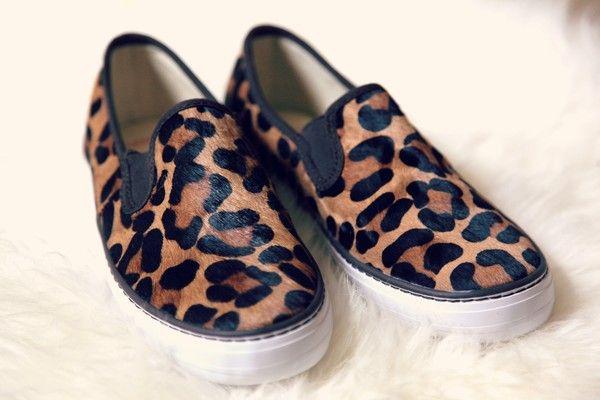 Shoes: leopard print slip on slip-on vans animal print sneakers leopard print vans gap sandro celine