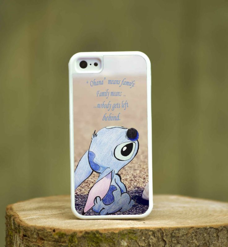 Lilu and Stitch cute phone case cover for apple iphone 4 4s 5 5s 5c