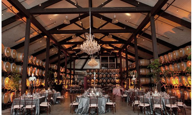 Wedding Venue Cau Julian French Inspired Countryside In Carmel Ca