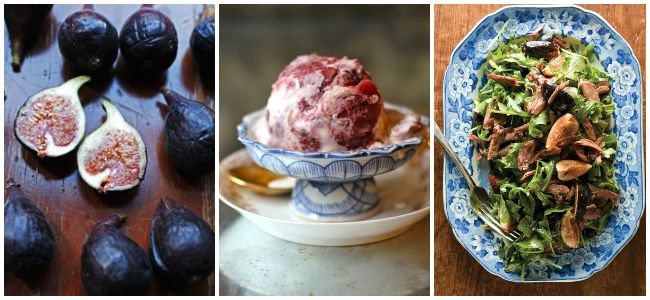 Figs might just be the world's lustiest fruit, long touted as an aphrodisiac and poetically likened to blushing lips. Make the most of the fleeting fig season with these sweet, savory and drink recipes.
