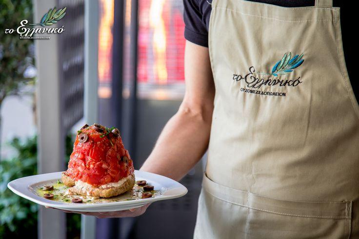 """Πάντα φρέσκα και αγνά υλικά από τα ομορφότερα μέρη της Ελλάδας! Πιάτα που """"ζωντανεύουν"""" φτιαγμένα με αγάπη! ➡️Θεσσαλονίκη ΣΤΡΑΤΗΓΟΥ ΚΑΛΛΑΡΗ 9  ☎️ 2310250210 ➡️Γλυφάδα ΛΑΖΑΡΑΚΗ 28  ☎️ 2108941471 #τοελληνικό #ουζομεζεδοπωλείον #Θεσσαλονίκη #Γλυφάδα"""