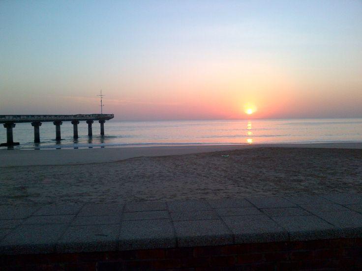 quiet morning port elizabeth
