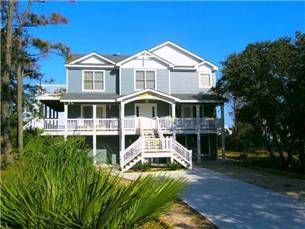 """Bid farewell to the pressures of everyday life when you enter """"Sea Escape""""! The Outer Banks beach life is yours as you take a refreshing ..."""