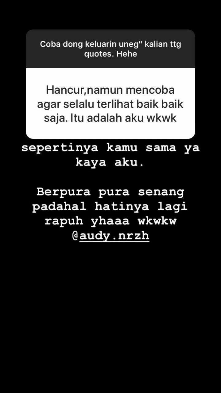 Pin Oleh Nurul Firdha Di For Instagram Kutipan Persahabatan