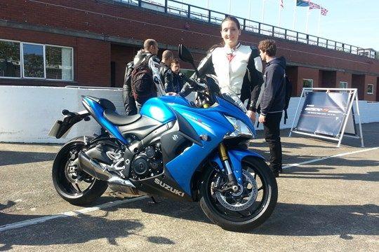 First Ride: Suzuki GSXS1000F