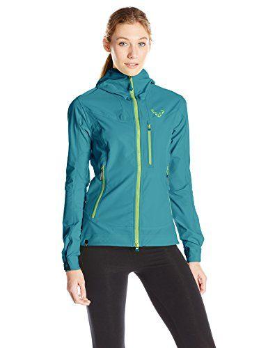 X-Small Dynafit Womens Mercury Softshell Jacket Fiji Blue