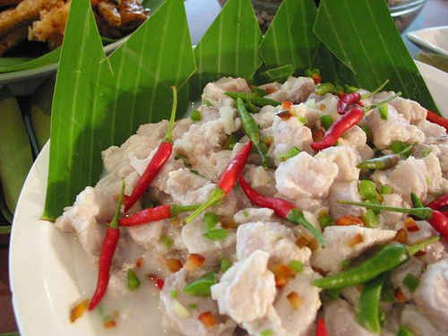 """This is one of my dad's favorite dish. Some people call it """"the Philippines answer to Japan's Sushi"""" since it is, basically, a dish of uncooked fish. Though, technically, it has more in common to L..."""