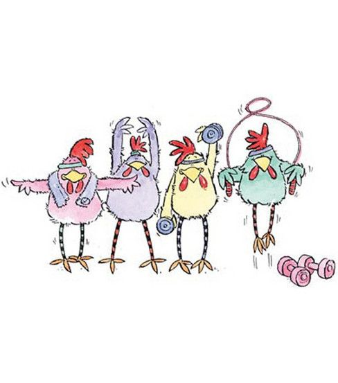 """Penny Black Rubber Stamp """"Stamps from chickens into Cookbooks"""" Always with Love.Uniquely.RA"""