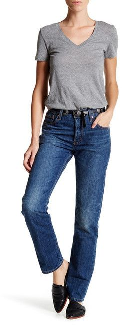 LEVI boyfriend jeans on sale for $44.97 (original price $89.50) at Nordstrom Rack as of 7/9/17