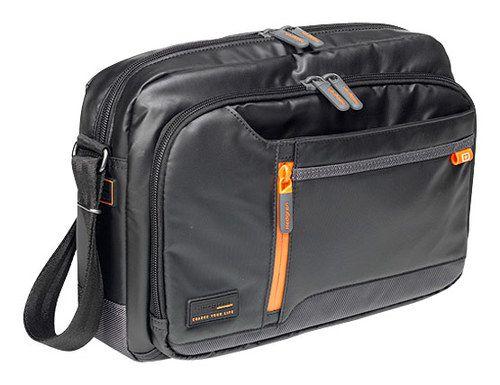 Hedgren - Horizontal Crossover Bag - Black/Gray