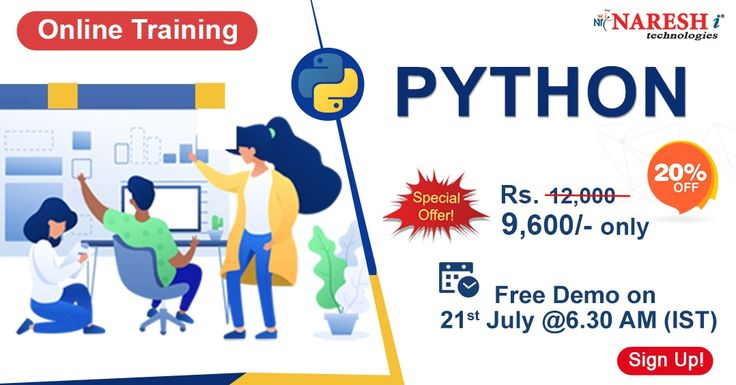 Pin on python online training