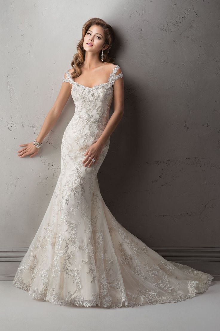 "The most popular wedding gowns of 2014: Maggie Sottero, Style ""Ettiene"""