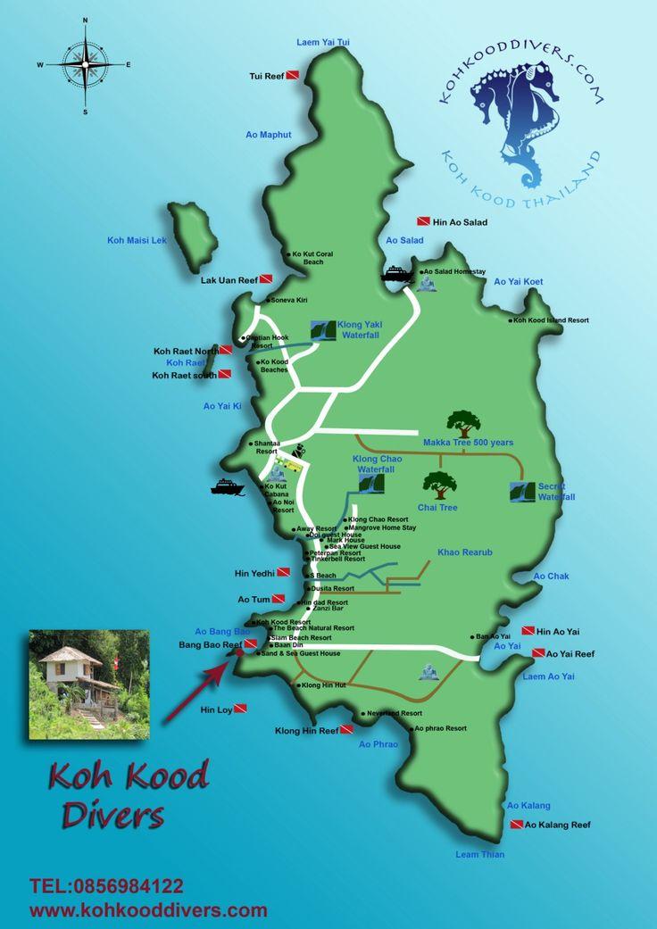 Koh Kood, Thailand I love this island!