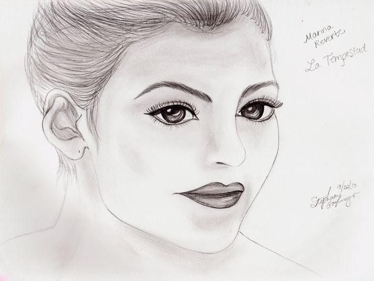 Marina Reverte Close Up: La Tempestad by hollywood714 on deviantART