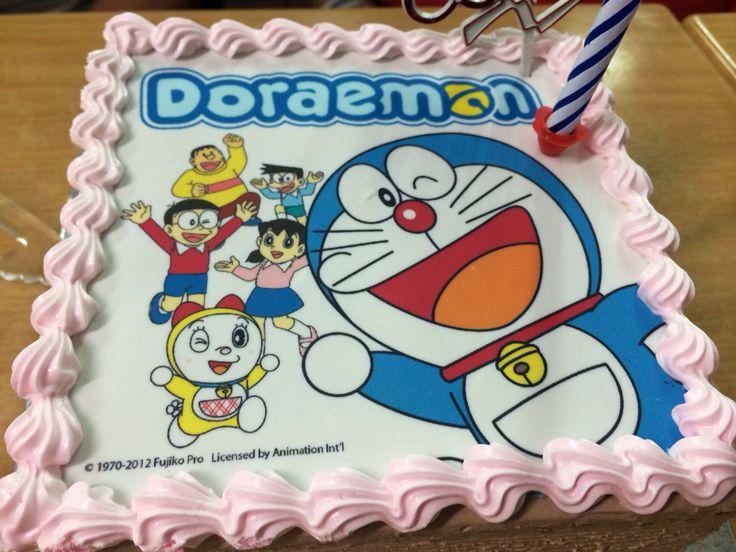 The 8 best images about Doraemon cake on Pinterest   A ... Dora Cake Doraemon