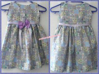 costurinhamarke: vestido princesinha