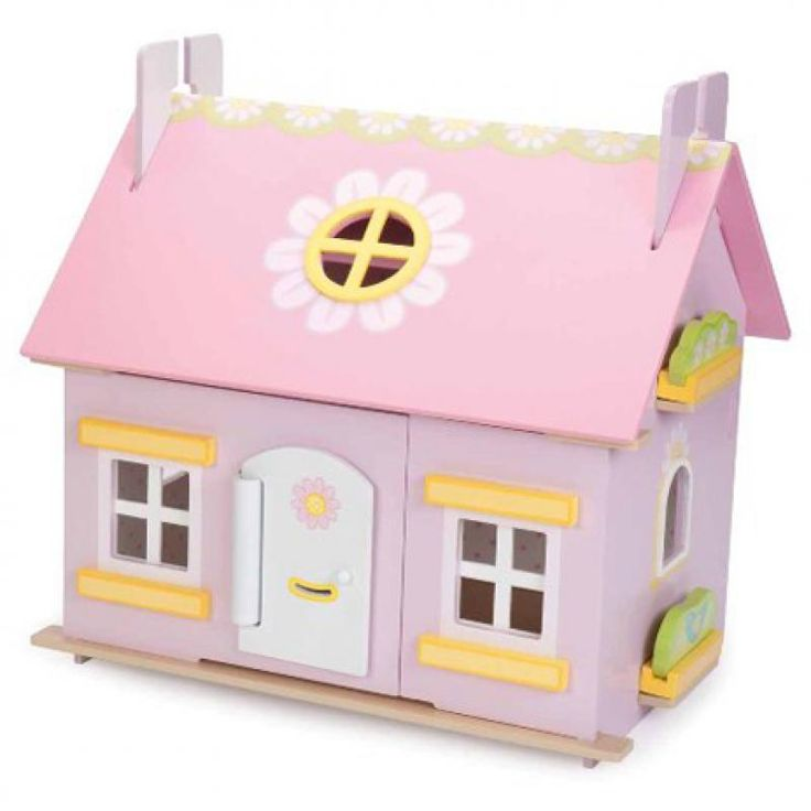Doll House Daisy Cottage with Furniture  - Le Toy Van for sale by Little Shop of Treasures. Other Le Toy Van available now at LSOT.