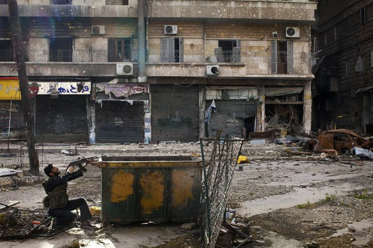 """""""Majdan"""" w Aleppo"""