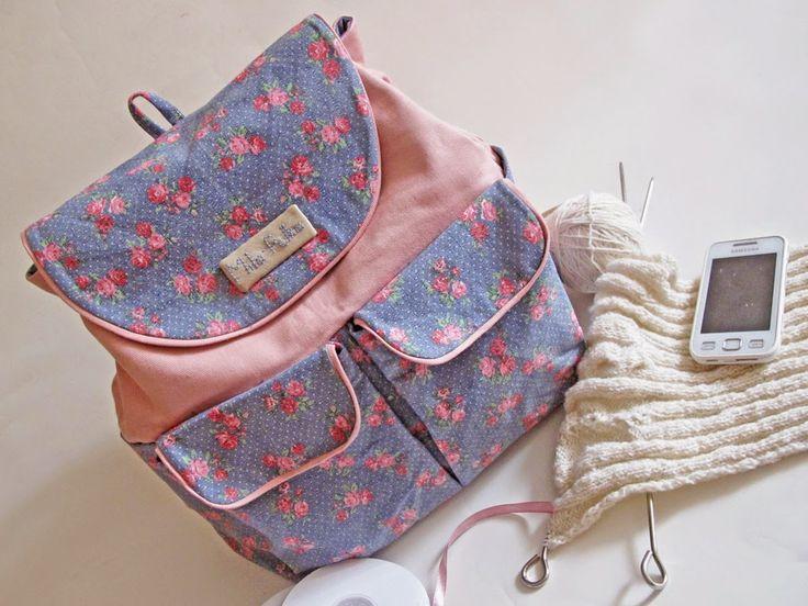 Mila-Polka: Мастер-класс: шьём рюкзак (пока голословный)