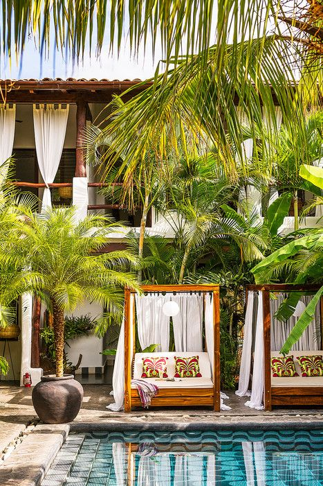 Tribal Hotel - Calle Cuiscoma, Granada, Nicaragua– Condé Nast Traveler