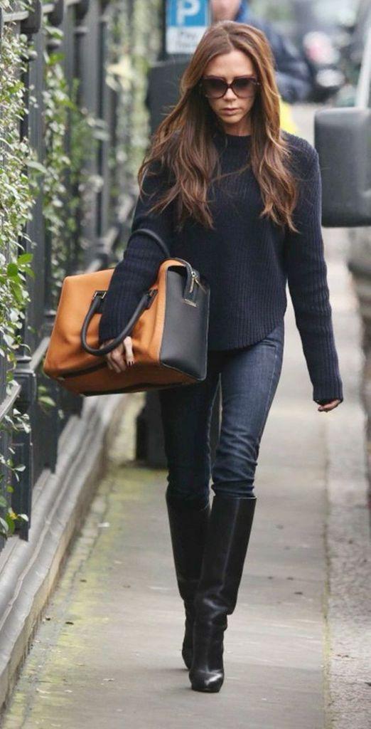 Victoria Beckham Rue Beauty Fashion Pinterest Victoria Beckham Beckham And Clothes