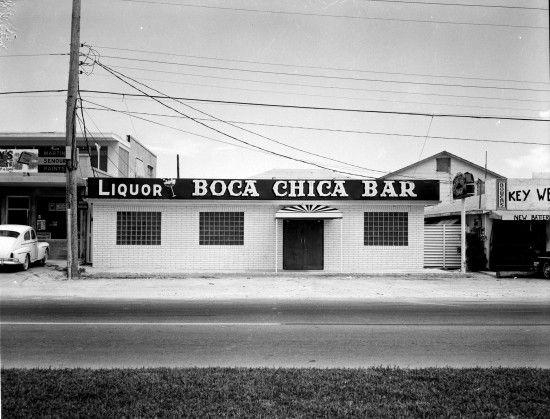 Boca Chica Bar, Stock Island. Oh yea many nights here.
