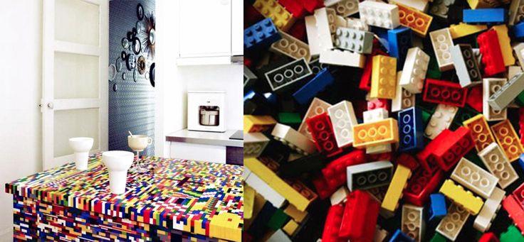 De uit Parijs afkomstige designers Simon Pillard en Philippe Rosetti hebben wel een heel tof project gemaakt. Ze bedekten een keukenblok met, jawel, LEGO-stenen. De twee kozen een simpel kookeiland van IKEA uit. Saai, wit. Dus kozen ze voor een ander Scandinavisch merk om de boel op te vrolijken. Ze bezaaiden het keukenblok met maar […]
