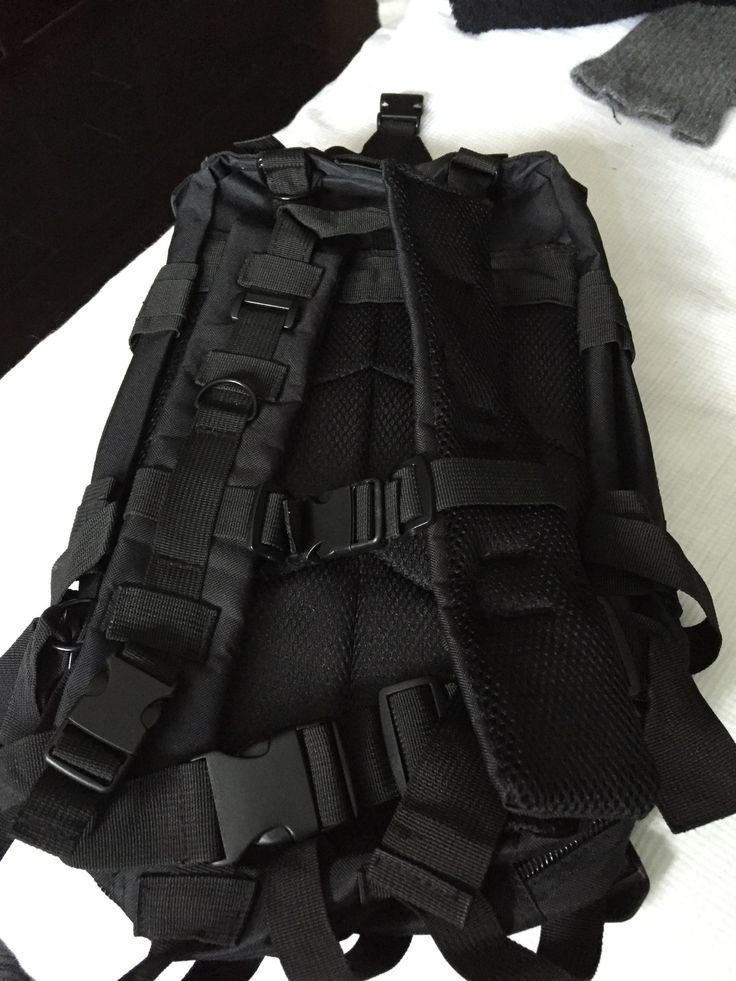 Nid De Guepes Tactical Backpack Size ONE SIZE - 2