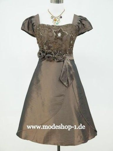 Cocktailkleid Köln in  Braun