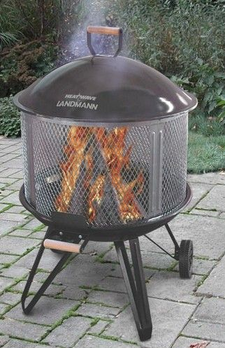 Heatwave Outdoor Fire Pit