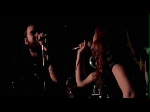 Yesterday's Ring - Scrabble Strip Club (feat. Mara Tremblay) - live @ Divan Orange - YouTube