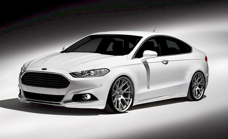 Ford Fusion Coupe!  I want this car!!!