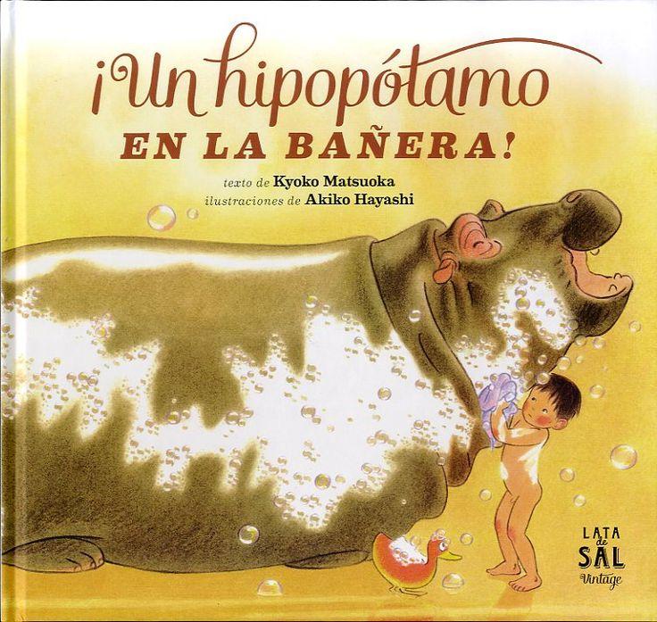 soñando cuentos: ¡UN HIPOPÓTAMO EN LA BAÑERA!