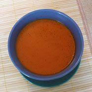 Polish tomato soup – zupa pomidorowa