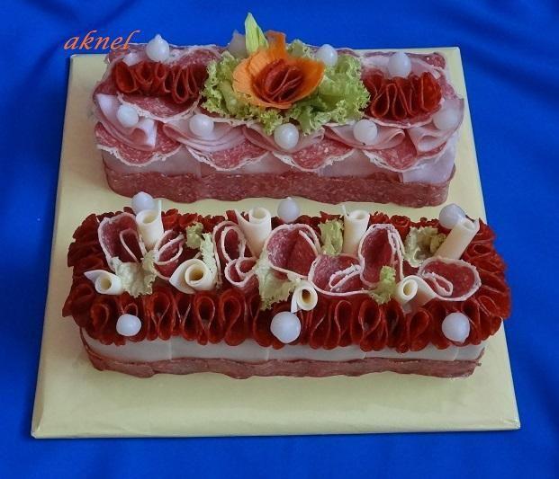 Slané, strana 10 | dorty od mámy slané řezy