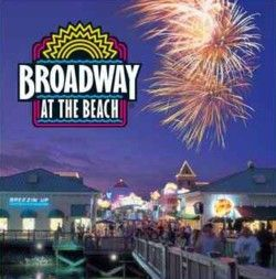 Broadway at the Beach, Myrtle Beach, South Carolina. Can't wait to visit here again in July with my Sissa!!!