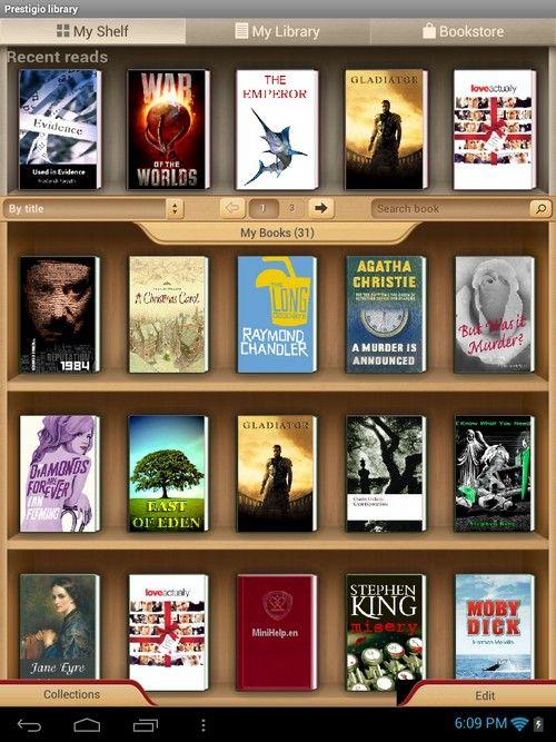 Populárna aplikácia na čítanie e-kníh v novej verzii.