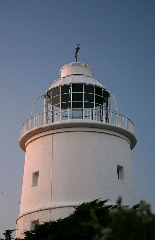 St Agnes Lighthouse - Scilly - Cornwall Guide Photos